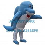 Sea animal mascot