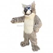 Wild animal mascot