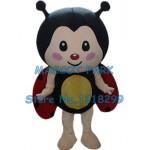 Beatles ladybug Mascot Costume