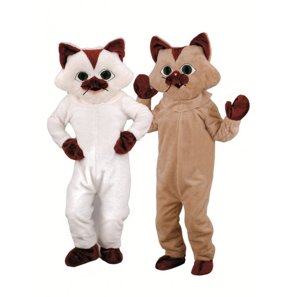 domestic house cat Mascot Costume