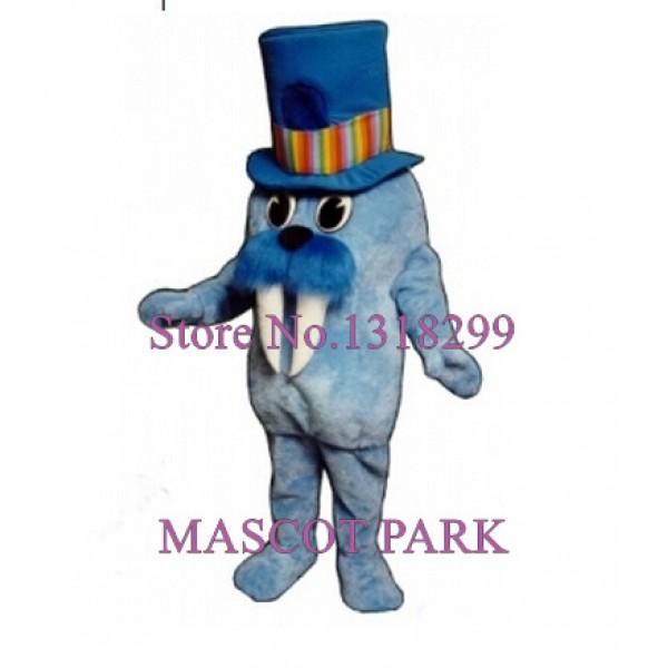 blue walrus Seaquarium Aquarium costumes