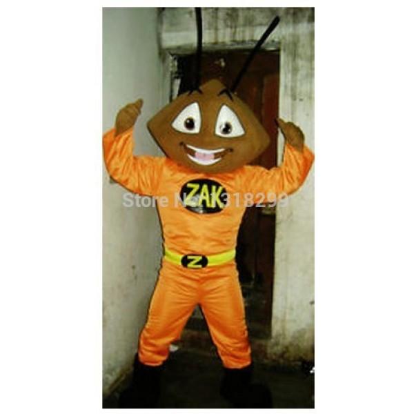 Ant Exterminator Mascot Costume