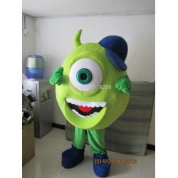 Mike Mascot Costume