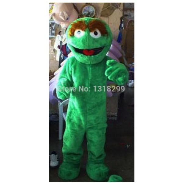 Sesame Street OSCAR Mascot Costume