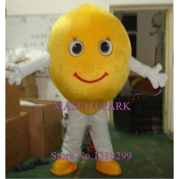 Anime Cosplay Costumes Lovely Lemon Mascot Costume