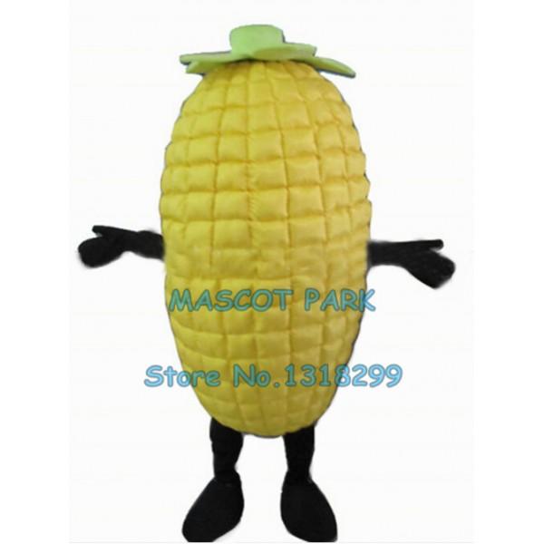 corn maize Mascot Costume