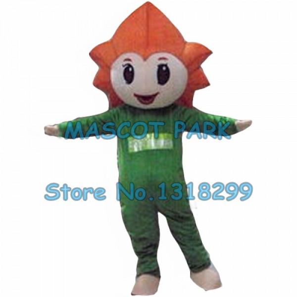 Carambole Mascot Costume