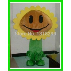 Zombies Sunflower Mascot Costume