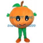 Big Orange Baby Mascot Costume