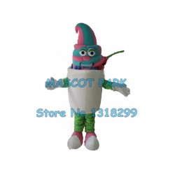 yogurt Mascot Costume