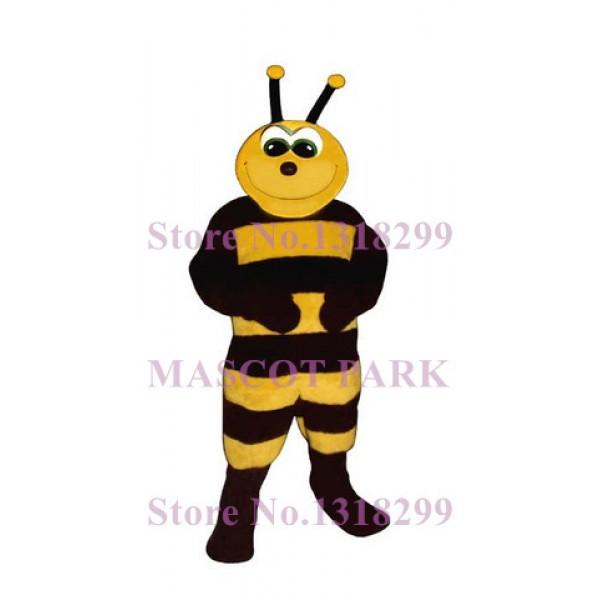 Brave Baby Bee Mascot Costume